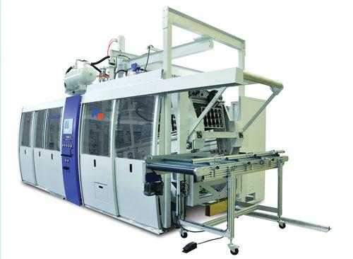GN Thermoforming Launches New High-Speed Robotic Stacker