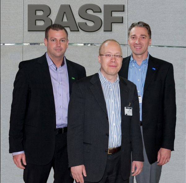 BASF launches new construction centre in Canada