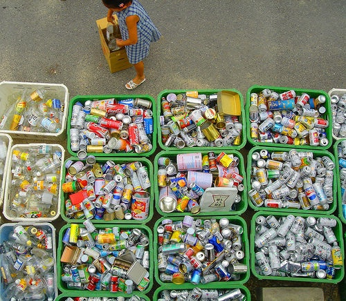 Wales passes 50% recycling target for the first time