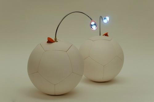 Energy-Harvesting Soccer Ball Gets a Kickstart
