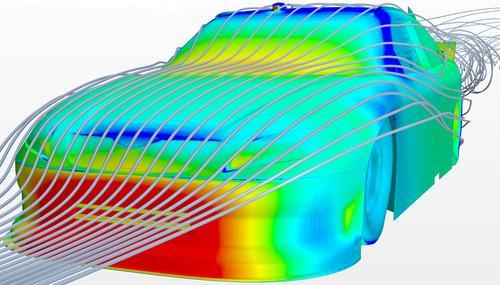 Michael Waltrip Throttles Up a Digital Simulation Edge