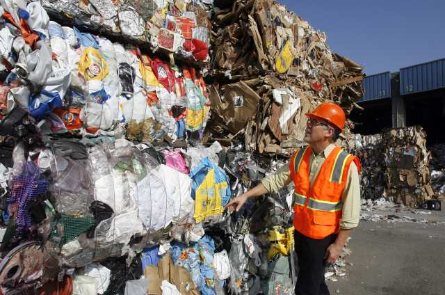 Recycling Paying Dividends for Municipalities in Massachusetts