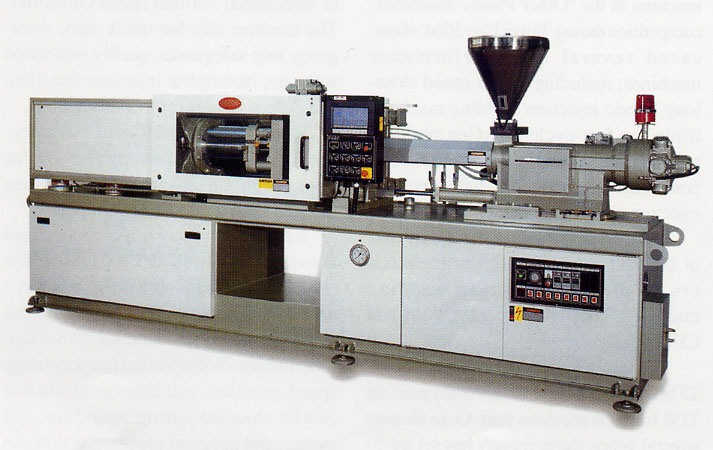 Italian plastics and rubber processing machinery export