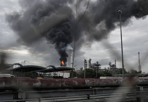 Thai Bangchak declares force majeure after fire