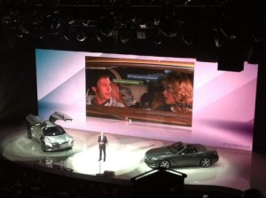 CES: Mercedes Foresees Progress in Batteries, Composites