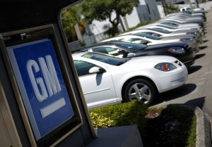 GM back on top as world's best-selling automaker