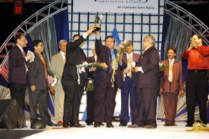 Launch Function of 6th International Exhibition on Plastics held