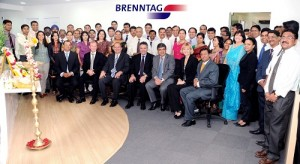 Brenntag Opens New Head Office in India