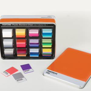 Pantone Extends Plastic Standard Chips with New On-Trend Collection