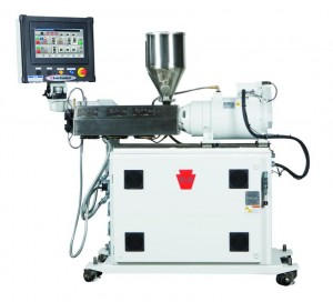 Davis-Standard shows new controller, medical extruder at NPE