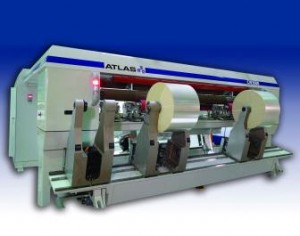 Atlas to launch new CW technology platform for slitter rewinders at CHINAPLAS 2012
