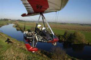 Plastic-powered plane aims to soar across England