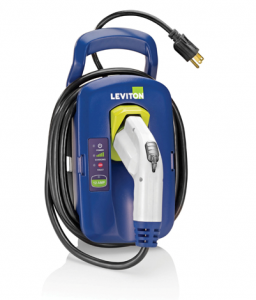 Leviton Manufacturing's Evr-Green™ Electric Vehicle Cord Set Made Using SABIC's Valox* iQ Resin