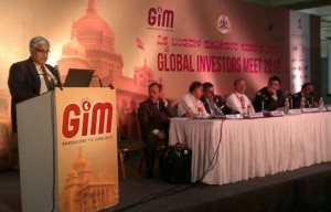 Global Investors Meet 2012 Held