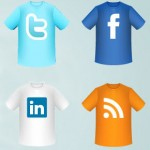 Promoting Social Media Presence, Online and Off