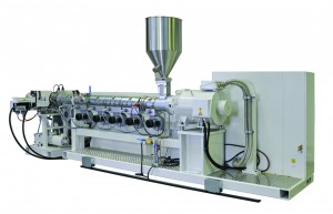 battenfeld-cincinnati high-speed extruder for multi-layer sheet applications