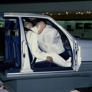 A quarter century of passenger safety