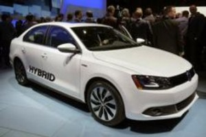 2013 Volkswagen Jetta Hybrid with gas-electric system to debut in late 2012
