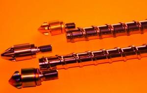 Dynamic development of screws