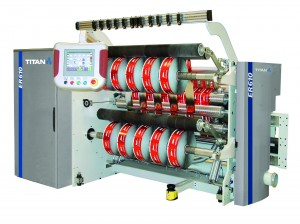 Two Titan ER610 slitter rewinders to boost production capacity for DS Group (India)
