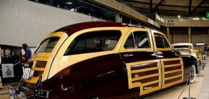 "Ford is putting the wood back in ""Woodie"""