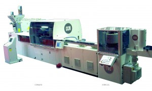 The future of labelling as designed by Sacmi makes its debut at China Brew & Beverage 2012