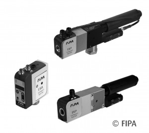 FIPA presents: ejectors with air-saving function