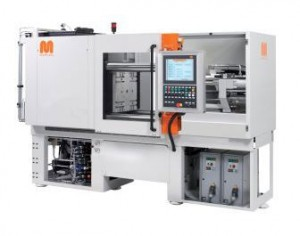 Maplan to demonstrate horizontal injection machine for LSR application
