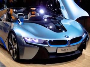 Paris Auto Show Drives Electric
