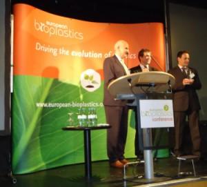 Automotive applications awarded Bioplastics prizes
