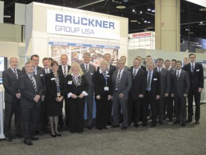 Brueckner Group USA - Kiefel Division opens office in Warren, MI