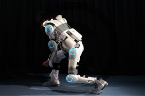 Bigger role eyed for PC-bodied exoskeletons