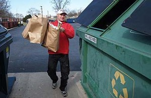 Recycling in Alaska: A long way to go