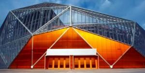 Sheet Echoes the Dynamo's Distinctive Brand on Houston's New BBVA Compass Stadium