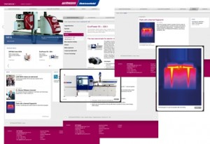 The new website of WITTMANN and WITTMANN BATTENFELD