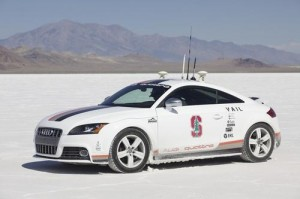 Toyota, Audi Demo Self-Driving Technologies at CES
