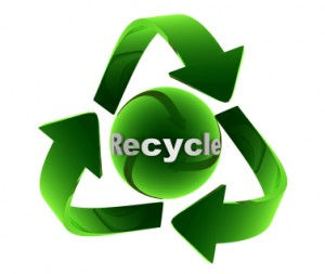 American Waste Control collects 4 million pounds of recyclable products