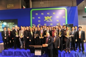 Bac2's latent acid catalyst wins materials category of JEC Europe 2013 Innovation Awards