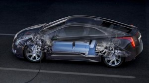 Cadillac ELR Trades Efficiency for Power