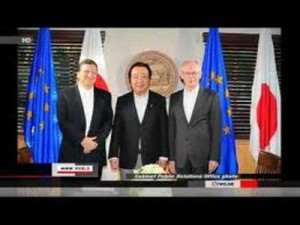 Japan and Europen Union to Sit on Table Talk to Remove Trade Barrier