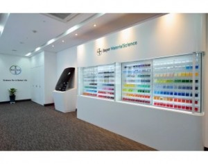 Bayer opens Polymer Development Center in South Korea