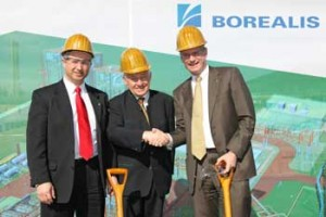 Borealis, a leading provider of chemical and innovative plastics solutions
