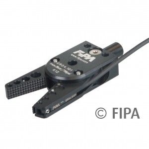 FIPA presents:A robust gripper with a large area sprue control