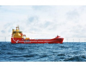 First hybrid vessels to start operating in Norway in 2013-14