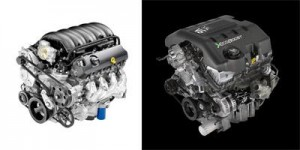 Ford, GM Face Off on Truck Engines