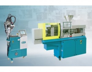BOY exhibits two efficient injection machines