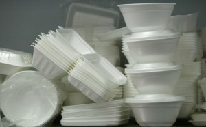 China to lift ban on disposable foamed plastic tableware