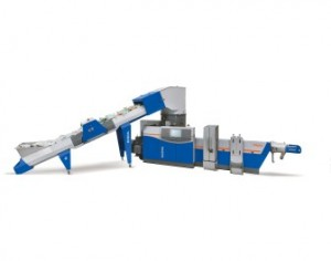 EREMA's 756 TE recycling system will be demonstrating live