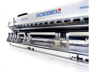 Goebel highlights its 11,000 wide slitter rewinder