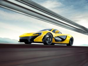 McLaren P1 to launch at Geneva Motor Show